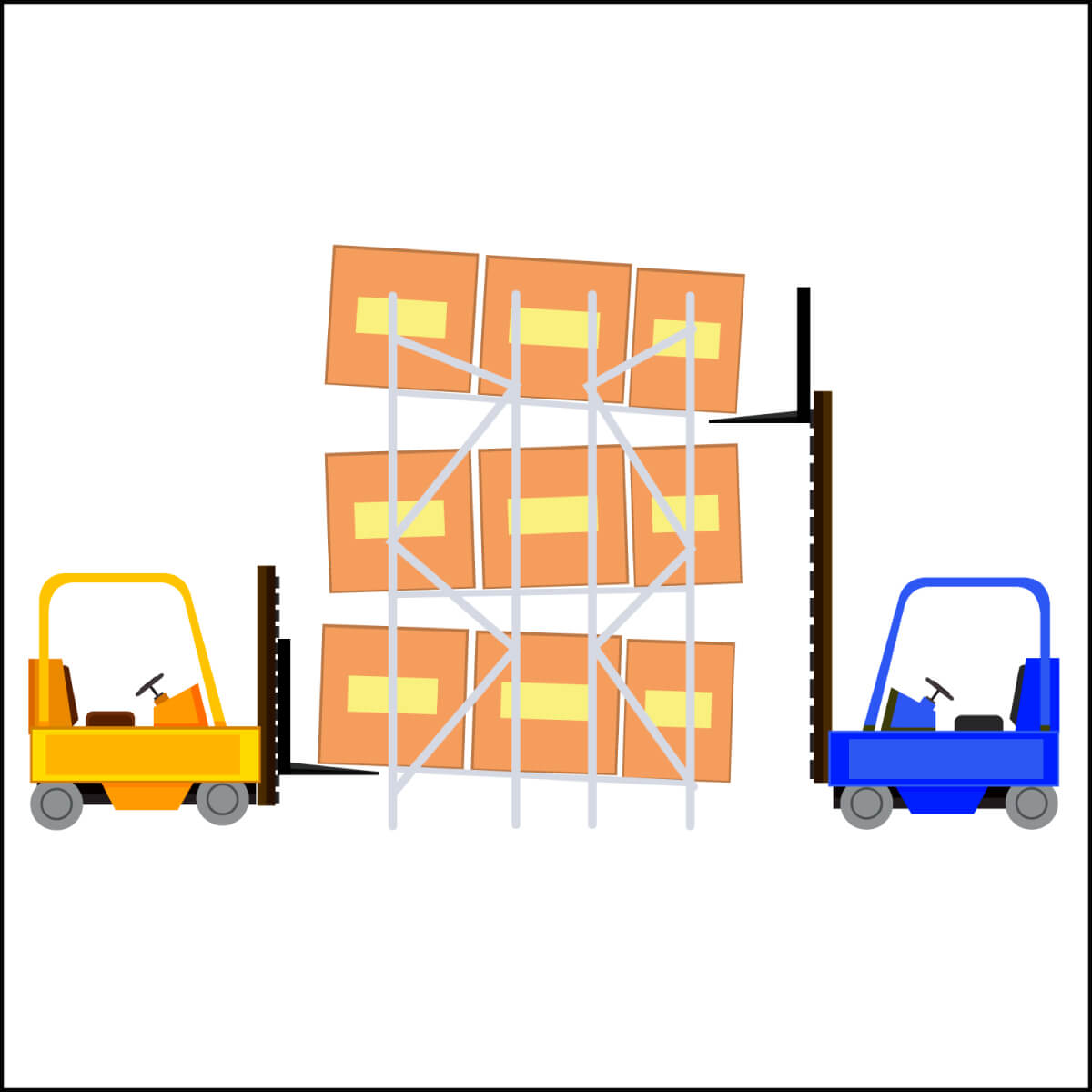 Warehouse Pallet Racking | Pallet Racking Systems | IPP